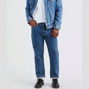 NWT Levi's 541 Athletic Taper Stonewash Blue Jeans